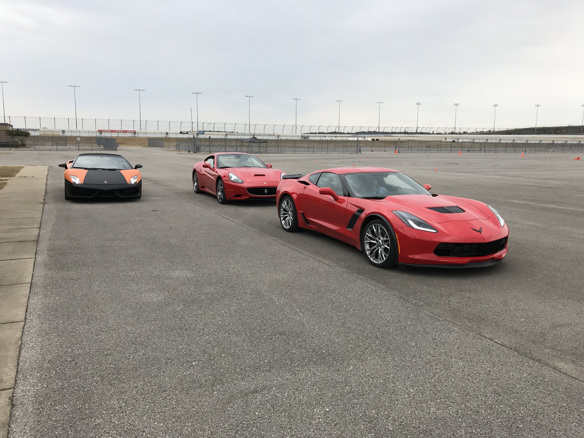 Rusty Wallace Driving Experience Tier4 Advisors