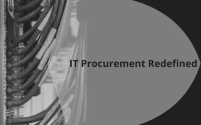 IT Procurement Redefined