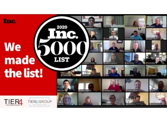 Tier4 Advisors Named to Inc. 5000 List for 2020
