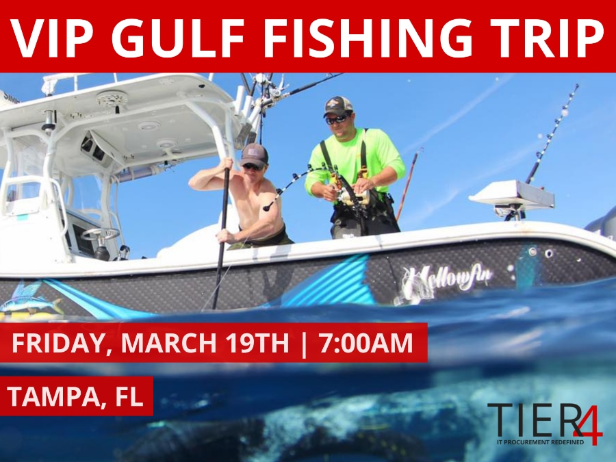 Tampa Fishing VIP Event 3.19.2021